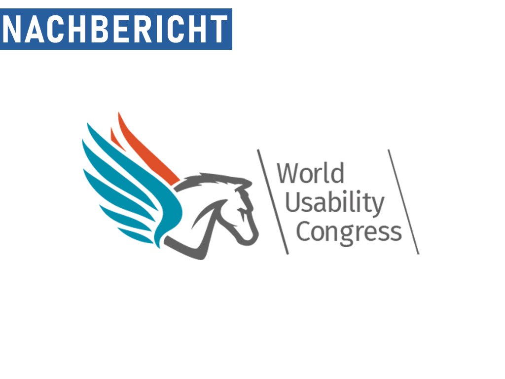 World Usability Congress 2020: spannende Live-Talks mit virtuellen Kaffeepausen